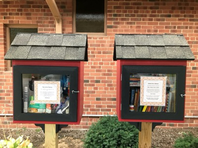 Little Free Library and the Little Free